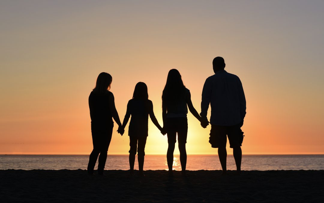 5 Things you can do Today to Build a Close Family  for Tomorrow